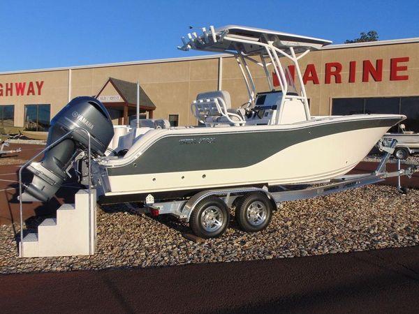 New Sea Fox 248 Commander248 Commander Center Console Fishing Boat For Sale