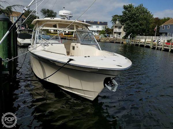 Used Grady-White Freedom 307 Walkaround Fishing Boat For Sale