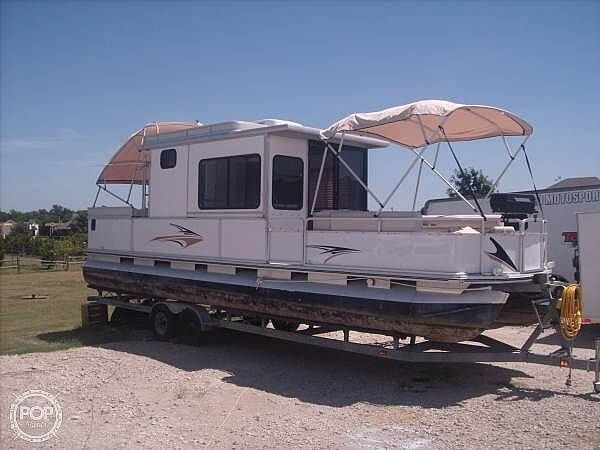 Used Sun Tracker Party Cruiser 32 Pontoon Boat For Sale