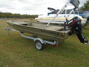 Used Tracker GRIZZLY 1648 MVXGRIZZLY 1648 MVX Jon Boat For Sale
