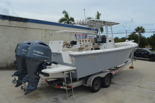 New Parker Center Console 2501 CCCenter Console 2501 CC Center Console Fishing Boat For Sale