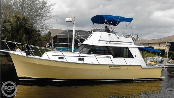 Used Mainship 34 III Aft Cabin Boat For Sale