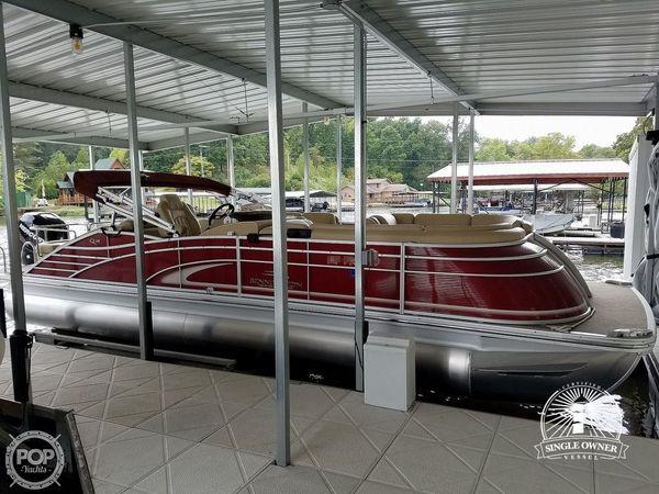 Used Bennington 2575 QCW Pontoon Boat For Sale