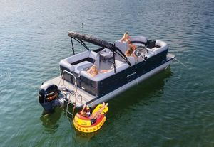 New Manitou 23 Oasis RF23 Oasis RF Pontoon Boat For Sale