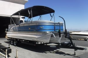 Used Manitou 25 Legacy25 Legacy Pontoon Boat For Sale