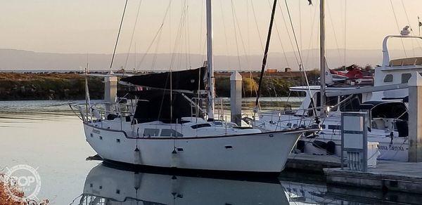 Used Irwin Yachts 43 MKIII Shoal Sloop Sailboat For Sale