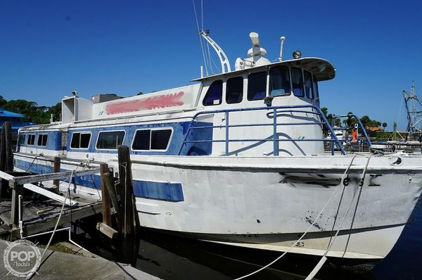 Used Sturgeon Bay 62.3 Passenger Boat For Sale