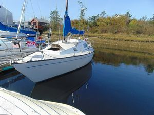 Used San Juan 28 Sloop Sailboat For Sale