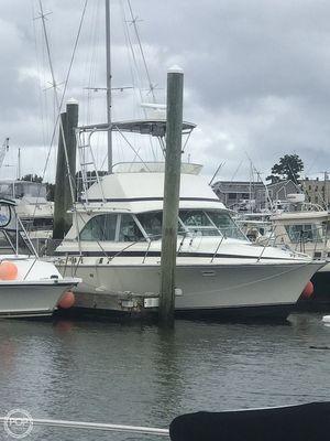 Used Bertram 35 Sports Fishing Boat For Sale