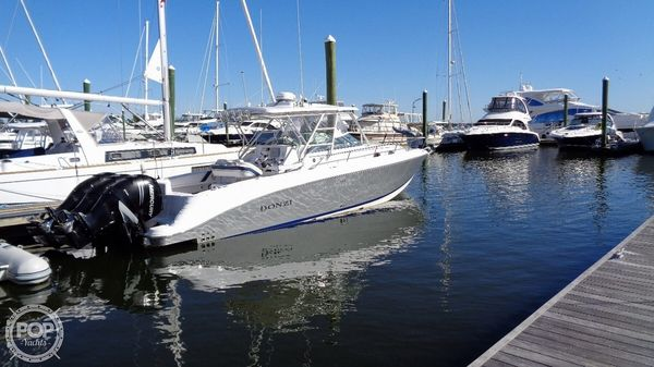 Used Donzi 38 ZSF High Performance Boat For Sale