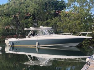 Used Intrepid 366366 Saltwater Fishing Boat For Sale