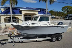 New Parker Sport Cabin 2120 SCSport Cabin 2120 SC Center Console Fishing Boat For Sale