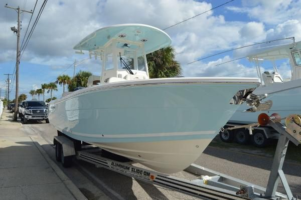 New Cobia 240 CC240 CC Center Console Fishing Boat For Sale