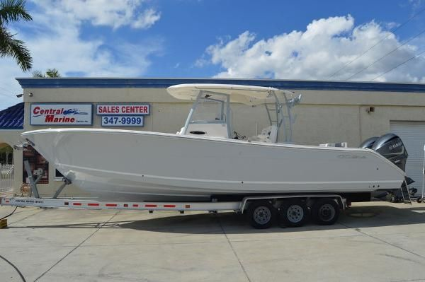 New Cobia 320 CC320 CC Center Console Fishing Boat For Sale
