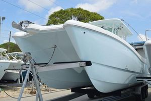 New World Cat 320 CC320 CC Center Console Fishing Boat For Sale