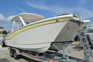 New World Cat 280 DC280 DC Dual Console Boat For Sale