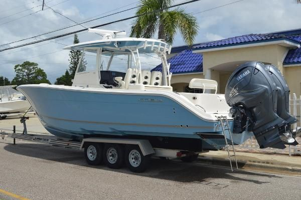 New Cobia 350 CC350 CC Center Console Fishing Boat For Sale