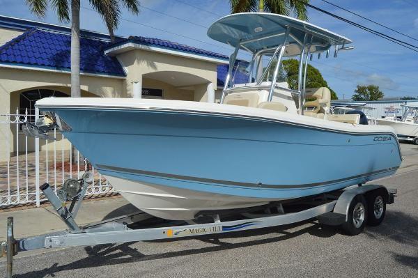 New Cobia 220 CC220 CC Center Console Fishing Boat For Sale