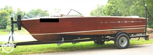Used Chris-Craft 20 Continental Antique and Classic Boat For Sale