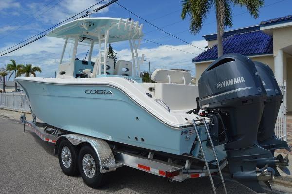 New Cobia 301 CC301 CC Center Console Fishing Boat For Sale