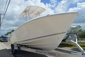 New Cobia 237 CC237 CC Center Console Fishing Boat For Sale