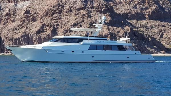 Used Westport Cockpit Motor Yacht Motor Yacht For Sale