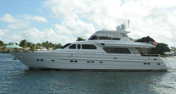 Used Horizon Flybridge Motor Yacht Motor Yacht For Sale