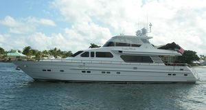 Used Horizon Flybridge Motor Yacht Motor Yacht For Sale