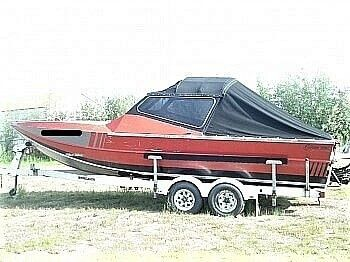 Used Steensen 22 Aluminum Fishing Boat For Sale
