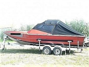 Used Steensen 22 Jet Boat For Sale