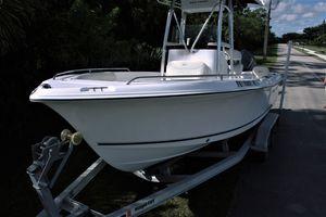 Used Sea Hunt Triton 207Triton 207 Saltwater Fishing Boat For Sale