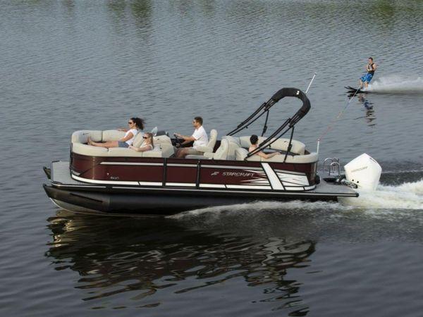 New Starcraft SLS 3SLS 3 Pontoon Boat For Sale