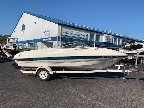 Used Bayliner 20522052 Cuddy Cabin Boat For Sale