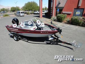 Used Tracker Pro Guide V-175 ComboPro Guide V-175 Combo Freshwater Fishing Boat For Sale