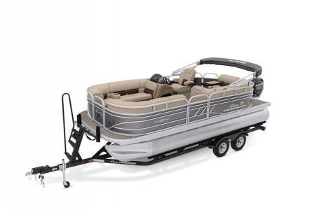 New Sun Tracker PARTY BARGE 20 w/90ELPT 4S CTPARTY BARGE 20 w/90ELPT 4S CT Pontoon Boat For Sale