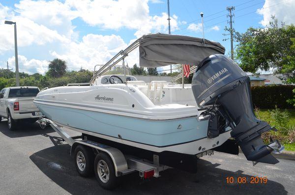 Used Hurricane 211 Fun Deck211 Fun Deck Boat For Sale