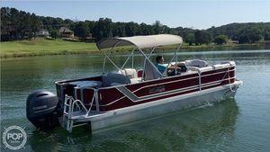 Used G3 X322RF Pontoon Boat For Sale