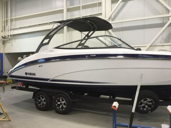 New Yamaha Boats 242S242S Jet Boat For Sale