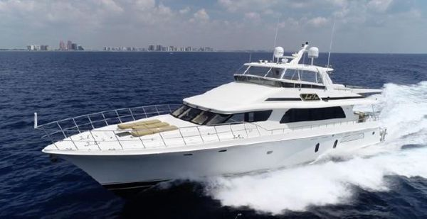 Used Cheoy Lee 84 Bravo Motor Yacht For Sale