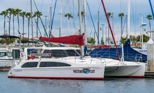 Used Seawind 1160 Catamaran Sailboat For Sale