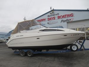 Used Bayliner 2655 Ciera2655 Ciera Cruiser Boat For Sale