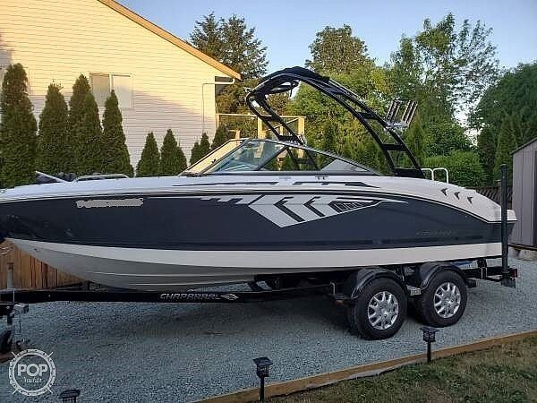Used Chaparral 210 Bowrider Boat For Sale