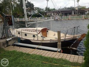 Used Pacific Seacraft 25 Racer and Cruiser Sailboat For Sale