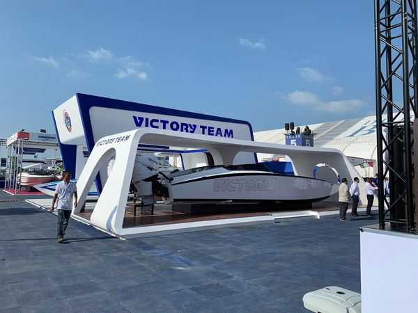 New Victory Boats 27 VTX Cat High Performance Boat For Sale