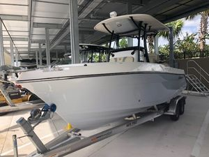 New Century 2301 CC Center Console Fishing Boat For Sale