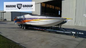 Used Mti 42 MTI High Performance Boat For Sale