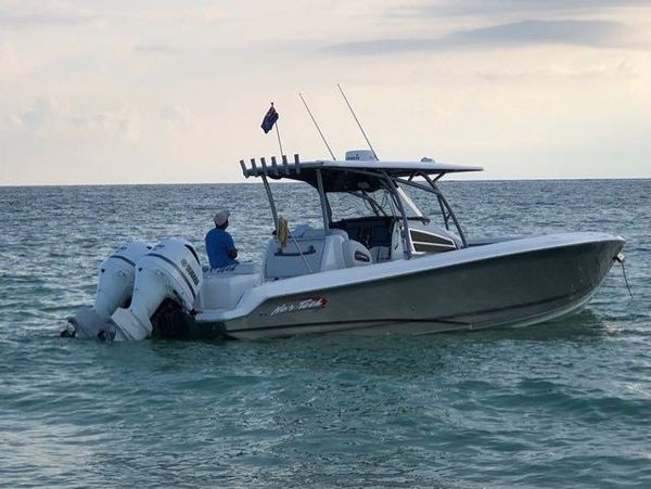 Used Nor-Tech 340 Sport Center Console Fishing Boat For Sale