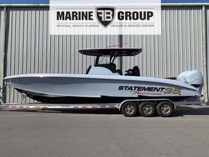 New Statement 35 Performante Center Console Fishing Boat For Sale