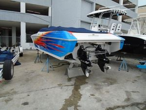 Used Donzi Boats 35 ZR High Performance Boat For Sale