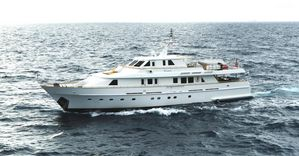 Used Porsius Motor Yacht For Sale